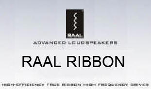 Raal Ribbon Tweeters
